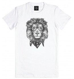T-shirt homme LION FACE