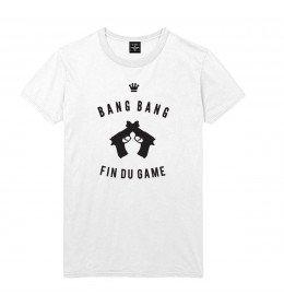 T-shirt Homme FIN DU GAME