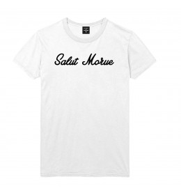 T-SHIRT HOMME SALUT MORUE