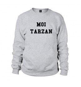Sweat homme MOI TARZAN